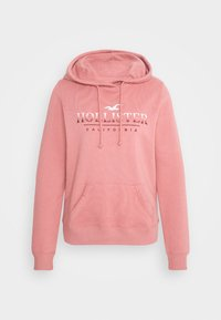 Hollister Co. - SECONDARY TECH CORE  - Hoodie - pink - 3