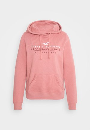 SECONDARY TECH CORE  - Hoodie - pink