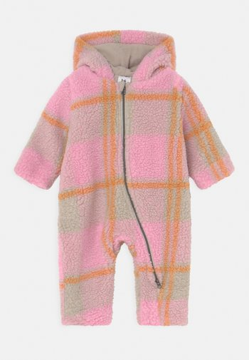 RILEY ALL IN ONE - Jumpsuit - cali pink/papaya