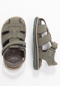 Scholl - TRICLEO - Sandalen - kaki - 0