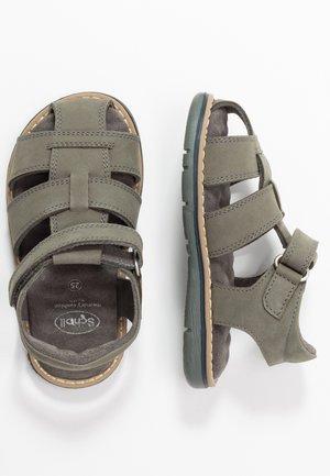 TRICLEO - Sandaler - kaki