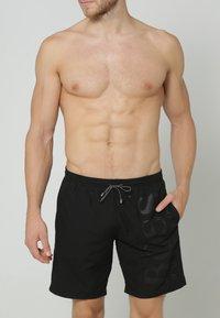 BOSS - ORCA - Swimming shorts - schwarz - 0