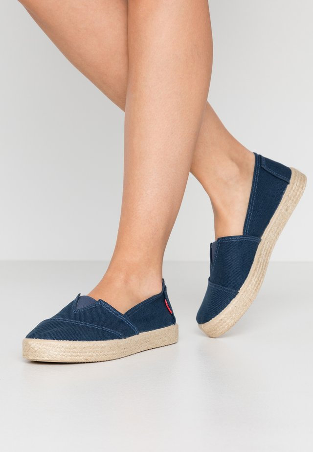 TIM - Espadrillas - navy