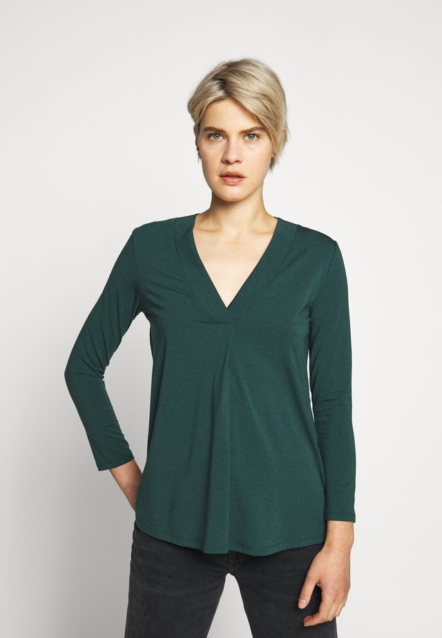 MULTIB - T-shirt à manches longues - gruen