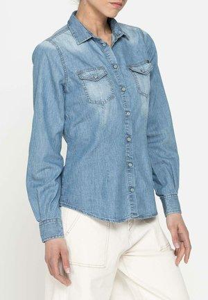 Camicia - lavaggio blu chiaro
