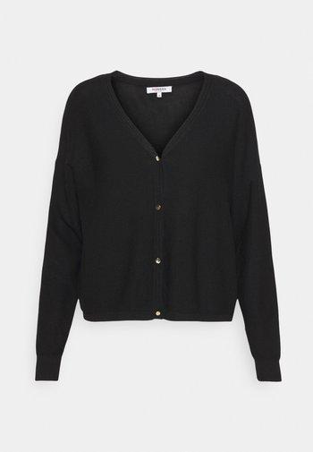 MIVAL - Cardigan - noir