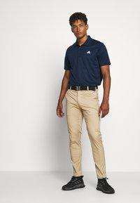 adidas Golf - PERFORMANCE SPORTS GOLF SHORT SLEEVE - Polo - navy - 1