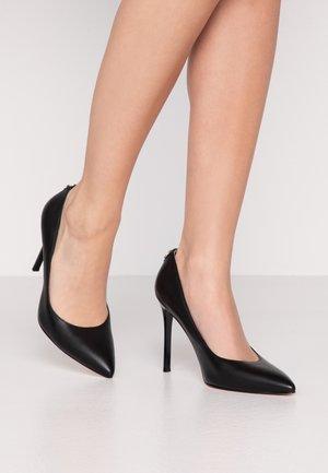 CREW - High heels - black