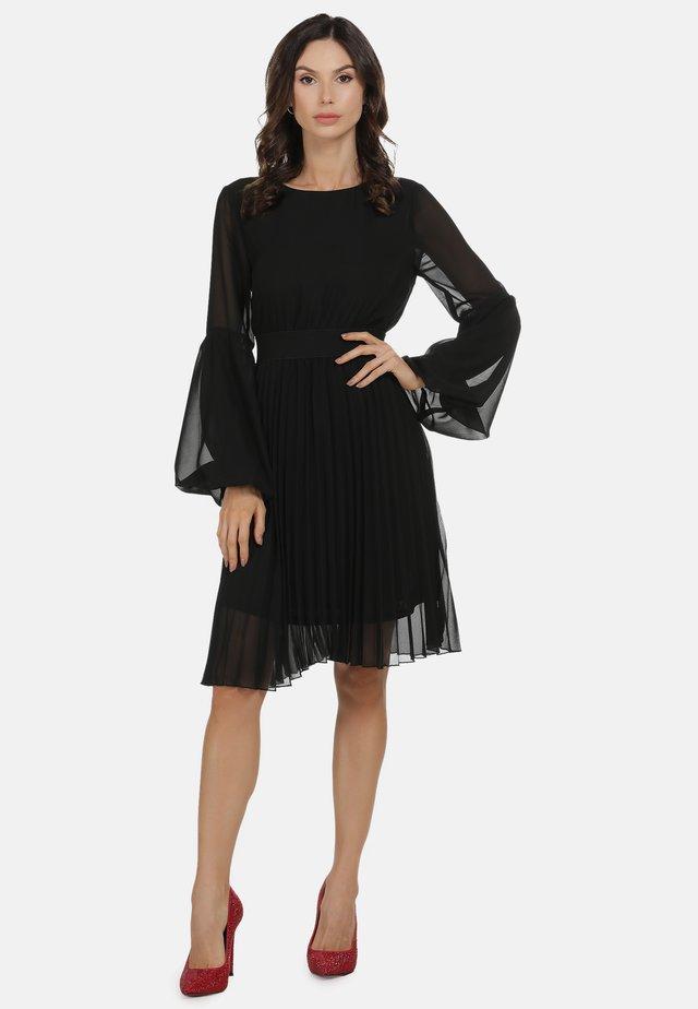ABENDKLEID - Korte jurk - schwarz