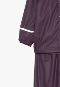 CeLaVi - RAINWEAR SET - Vodotěsná bunda - blackberry wine - 5