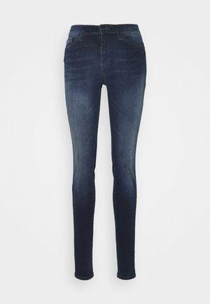 NORA SKNY JDBST - Jeans Skinny - jade dark blue