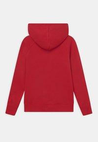 Jordan - JUMPMAN FULL ZIP - Zip-up sweatshirt - gym red - 1