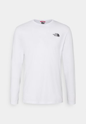 MENS EASY TEE - Langærmede T-shirts - white