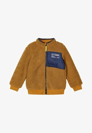 Fleece jacket - medal bronze