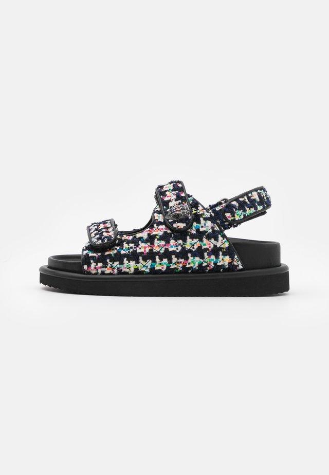 ORSON - Sandalen met plateauzool - multicolor