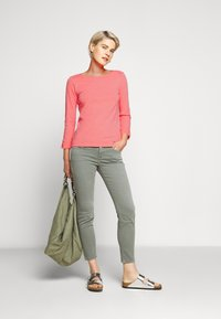 J.CREW - PAINTER - Long sleeved top - bright pink - 1