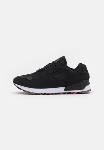 147 RUNNER - Trainers - black/red