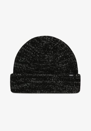 MN CORE BASICS BEANIE - Beanie - black heather