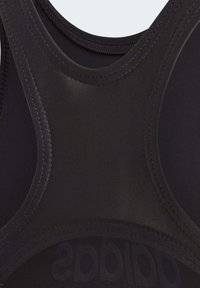 adidas Performance - BADGE OF SPORT SWIMSUIT - Swimsuit - black - 4