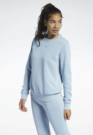 REEBOK CLASSICS NATURAL DYE CREW SWEATSHIRT - Bluza - grey