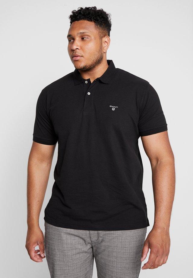 SUMMER  - Koszulka polo - black