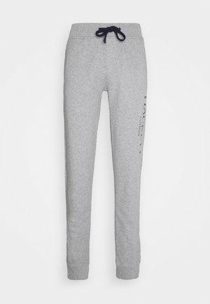 Pantaloni sportivi - light grey marl