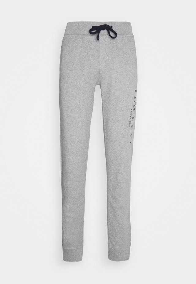 Jogginghose - light grey marl