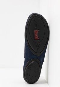 Camper - RIGHT NINA - Ankle strap ballet pumps - navy - 6
