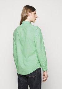 Polo Ralph Lauren - CHAMBRAY - Camicia - spring lime - 2
