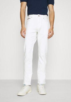 STRAIGHT DENTON - Straight leg -farkut - optic white
