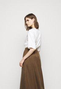 DRYKORN - RAHEL - A-line skirt - brown - 3