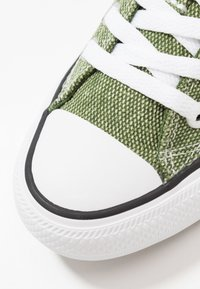Converse - CHUCK TAYLOR ALL STAR - Trainers - cypress green/zinc yellow - 5