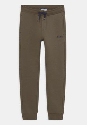 BOTTOMS - Spodnie treningowe - khaki