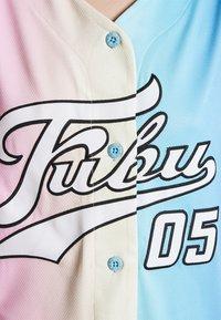 FUBU - VARSITY GRADIENT BASEBALL - Print T-shirt - multicolor - 6