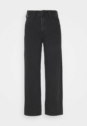Relaxed fit jeans - black duns