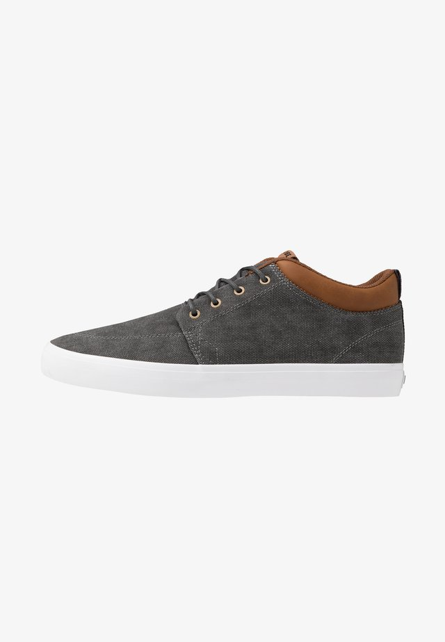 CHUKKA - Skate shoes - battleship