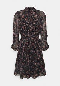 Bruuns Bazaar - ALCEA MARY DRESS - Shirt dress - black - 5