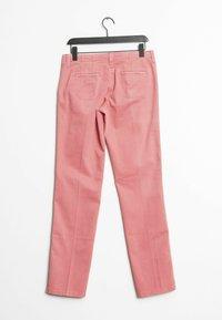 Trussardi Jeans - Straight leg jeans - pink - 1