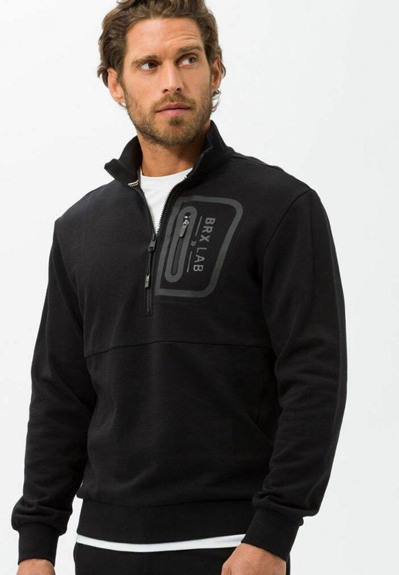 BRAX - Sweatshirt - black