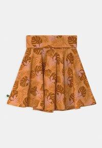 Fred's World by GREEN COTTON - SAFARI CAMO - Áčková sukně - mango - 1