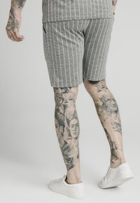 SIKSILK - Shorts - grey - 2