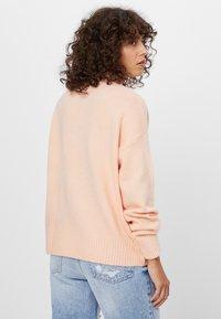 Bershka - Pullover - pink - 2