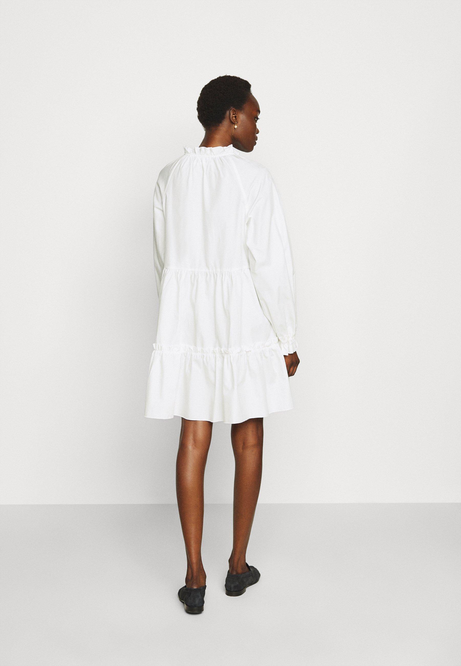 2nd Day BETH THINKTWICE Skjorte white Zalando.no