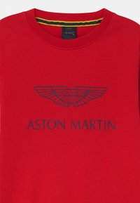 Hackett London - LOGO CREW - Sweatshirt - red - 2