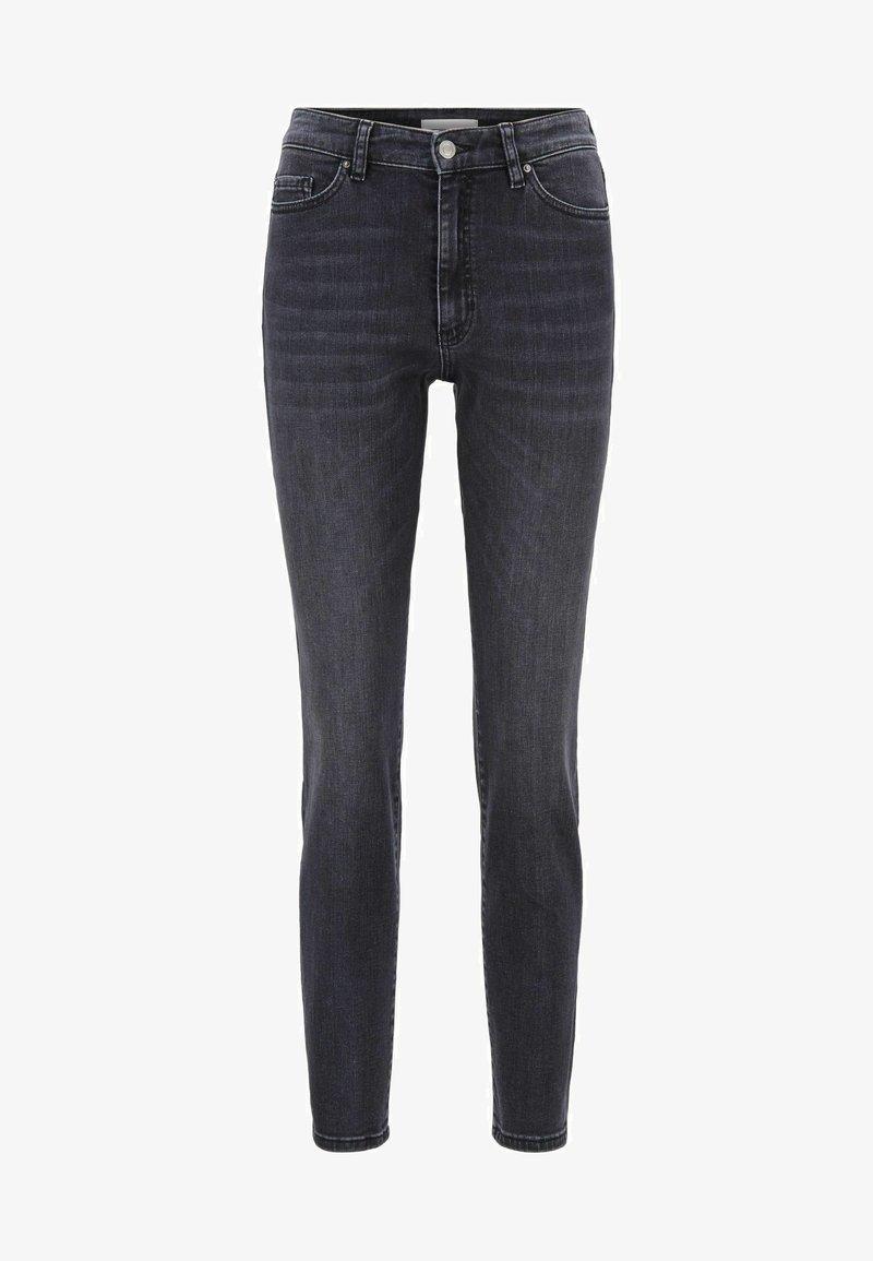 BOSS - MODERN  - Jeans Skinny - dark blue