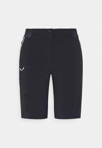 PEDROC SHORTS - Pantaloncini sportivi - black out