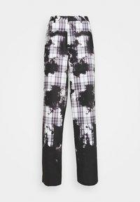Jaded London - WIDE LEG TROUSER - Kalhoty - multi - 6
