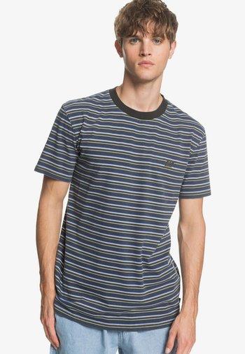 TABIRASSTEE - Print T-shirt - blue night