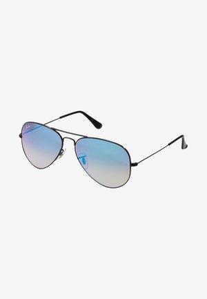 0RB3025 AVIATOR - Sluneční brýle - mirror gradient blue