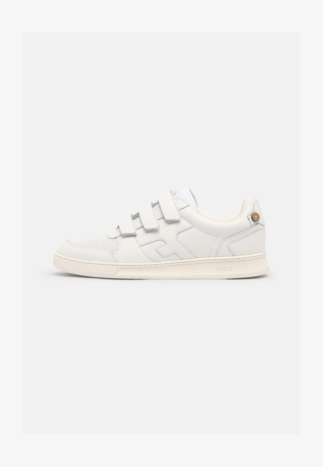 HAZEL UNISEX - Sneakers laag - white